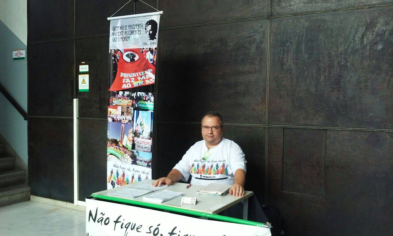 Calendário da Campanha de Sindicalização Luiz m  rio campanha