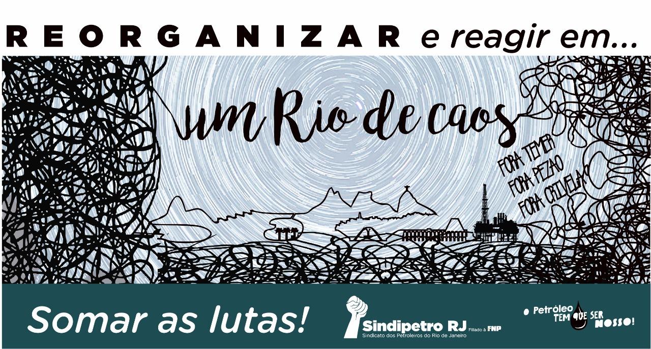 UM RIO DE CAOS rio de caos