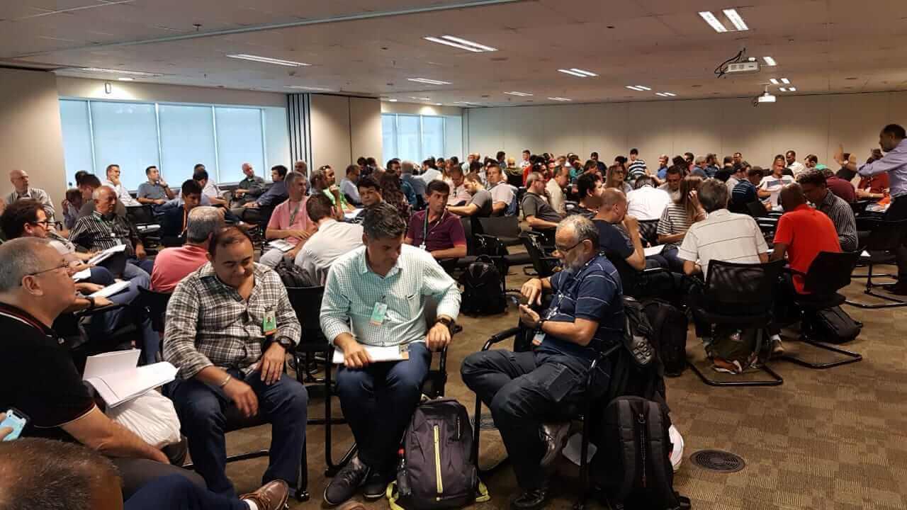CIPAS Petrobrás 2018: reunião nacional de presidentes e vice-presidentes cipa