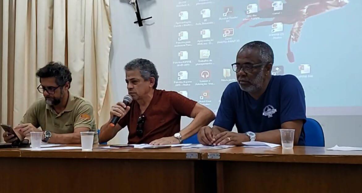 Fórum em Defesa da Petros realiza seminário em Sergipe – Confira ao vivo! Semin  rio Petros Sergipe
